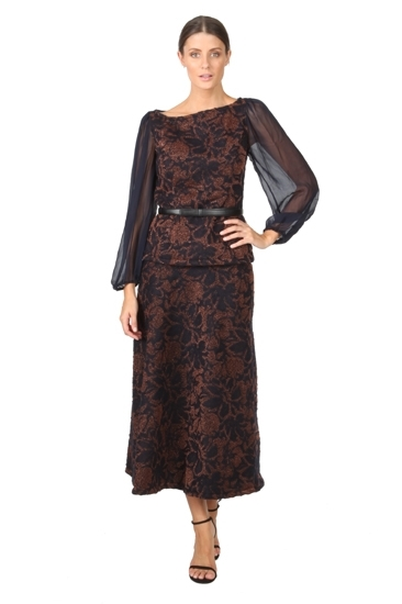 Picture of Brocade Blouse