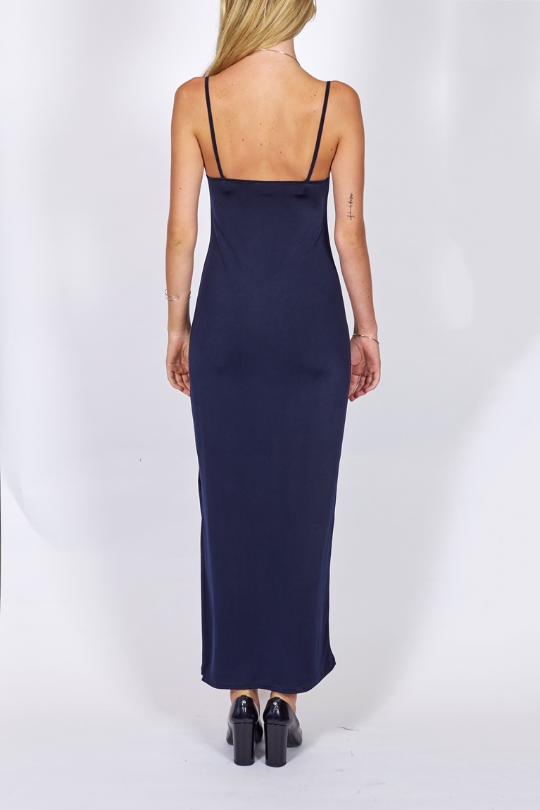 Picture of Maxi Slip Dress Navy