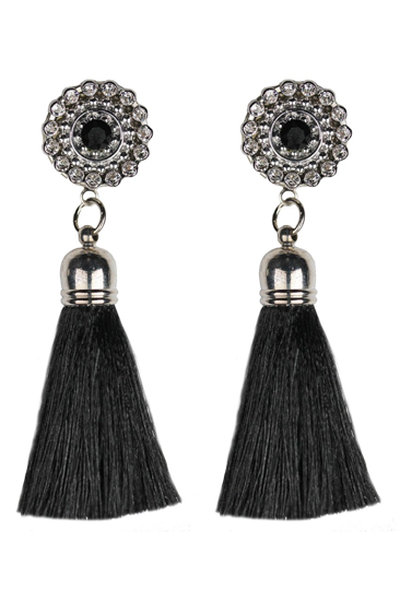Picture of Gatsby Tassel Silver