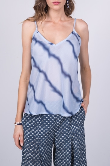 Picture of Wave Print Cami