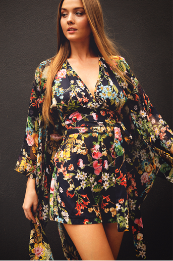 Picture of Summer Breeze Safi Playsuit