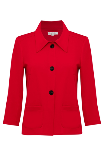 Picture of Tiffany Jacket Red