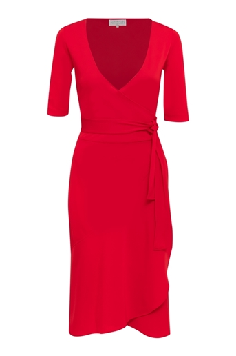 Picture of Scarlett Dress Red