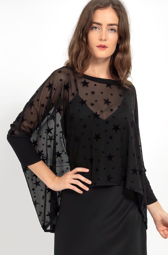 Picture of Star Overlay Top