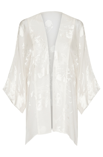 Picture of Evening Kimono White