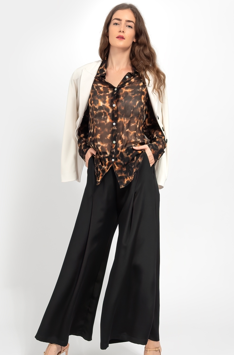 Picture of Giselle Evening Pant Black