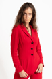 Picture of Margarite Jacket Red