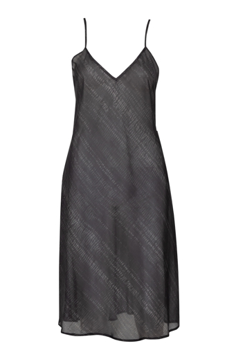 Picture of Bias Slip Dress Smoke