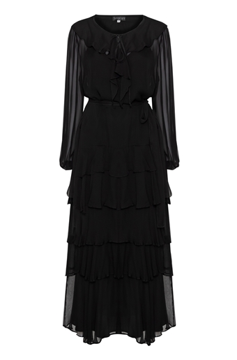 Picture of Marlena Dress Black