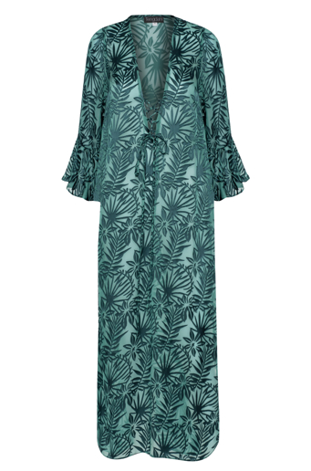 Picture of Adriana Maxi Dress Jade