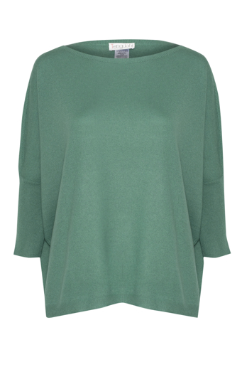 Picture of Relaxed Knit Top Jade