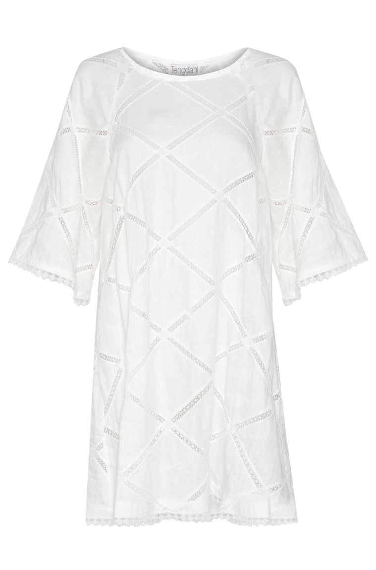 Picture of Ariel Dress White