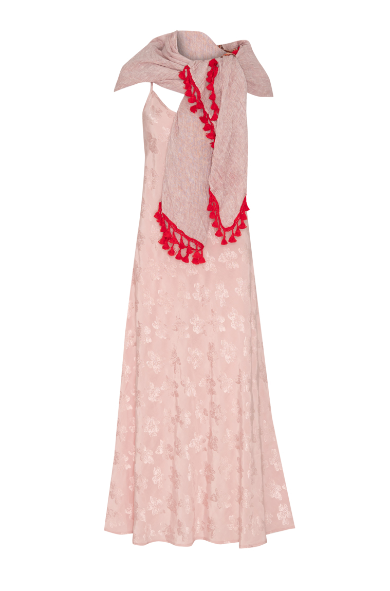 Picture of The Mitra Wrap Rose