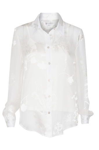 Picture of Amira Blouse Ivory