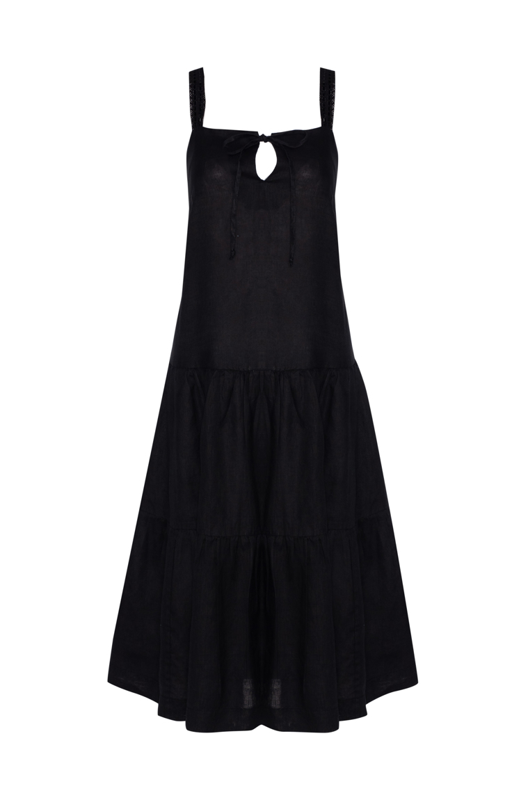 Picture of Tara Dress Black