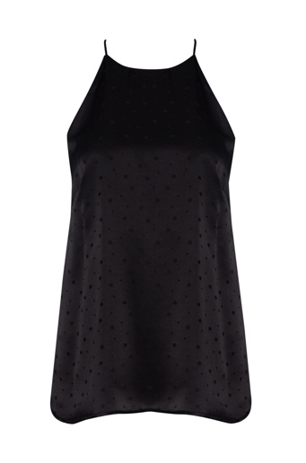 Picture of Audrey Classic Top Black Spot