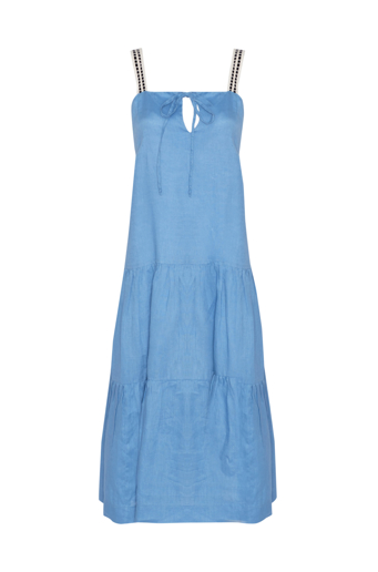 Picture of Tara Dress Sky Blue
