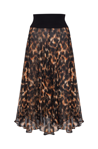 Picture of Valentina Skirt Tortoiseshell