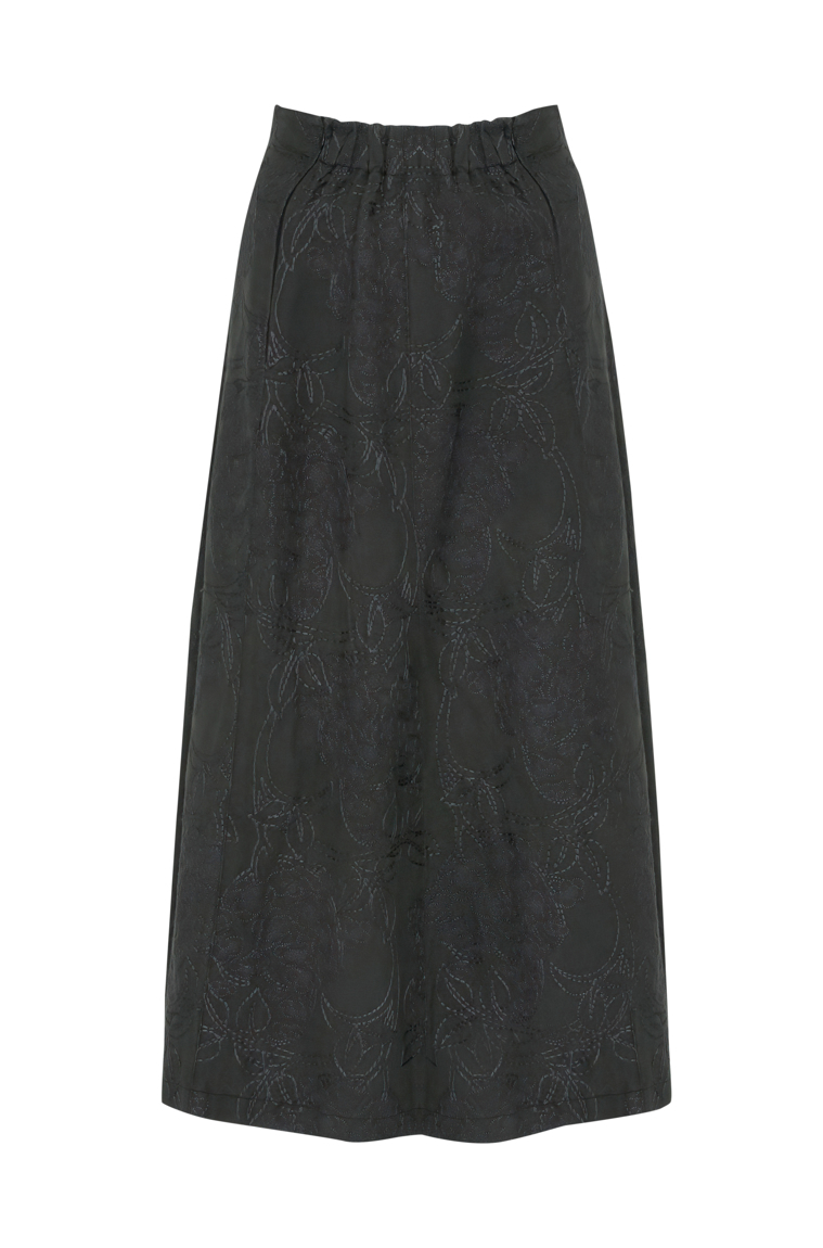 Picture of Marie Curie Skirt Anthracite