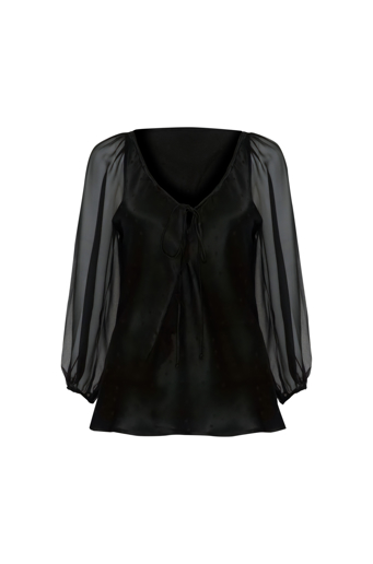 Picture of Juliette Blouse Black