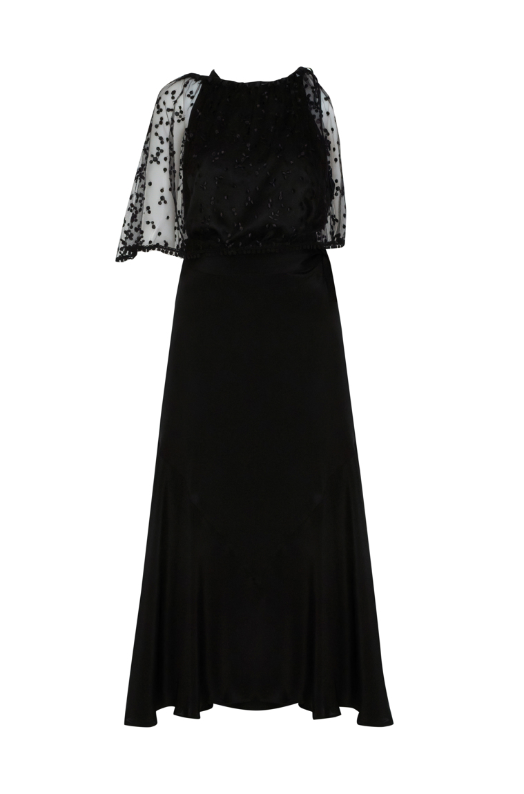 Picture of Elsa Tulle Cape