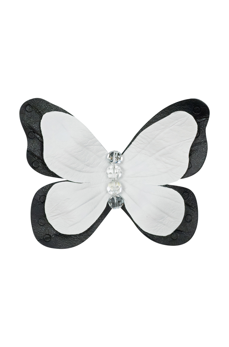 Picture of Butterfly Brooch White