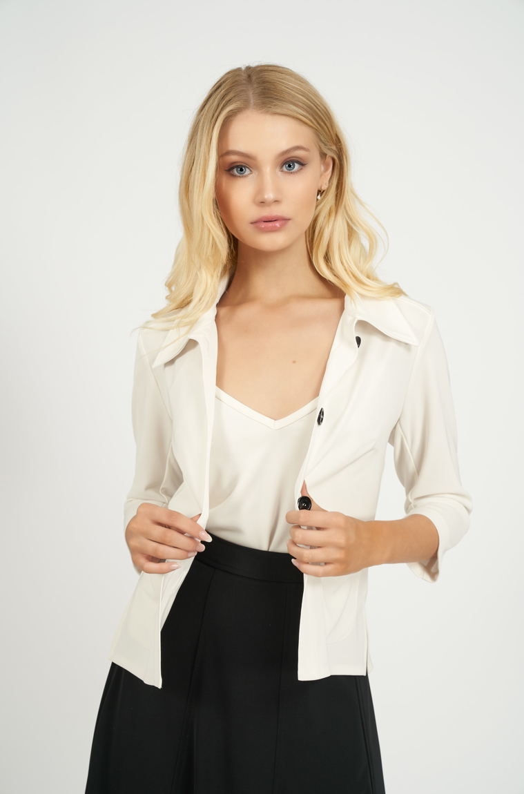 Picture of Tiffany Jacket Ivory