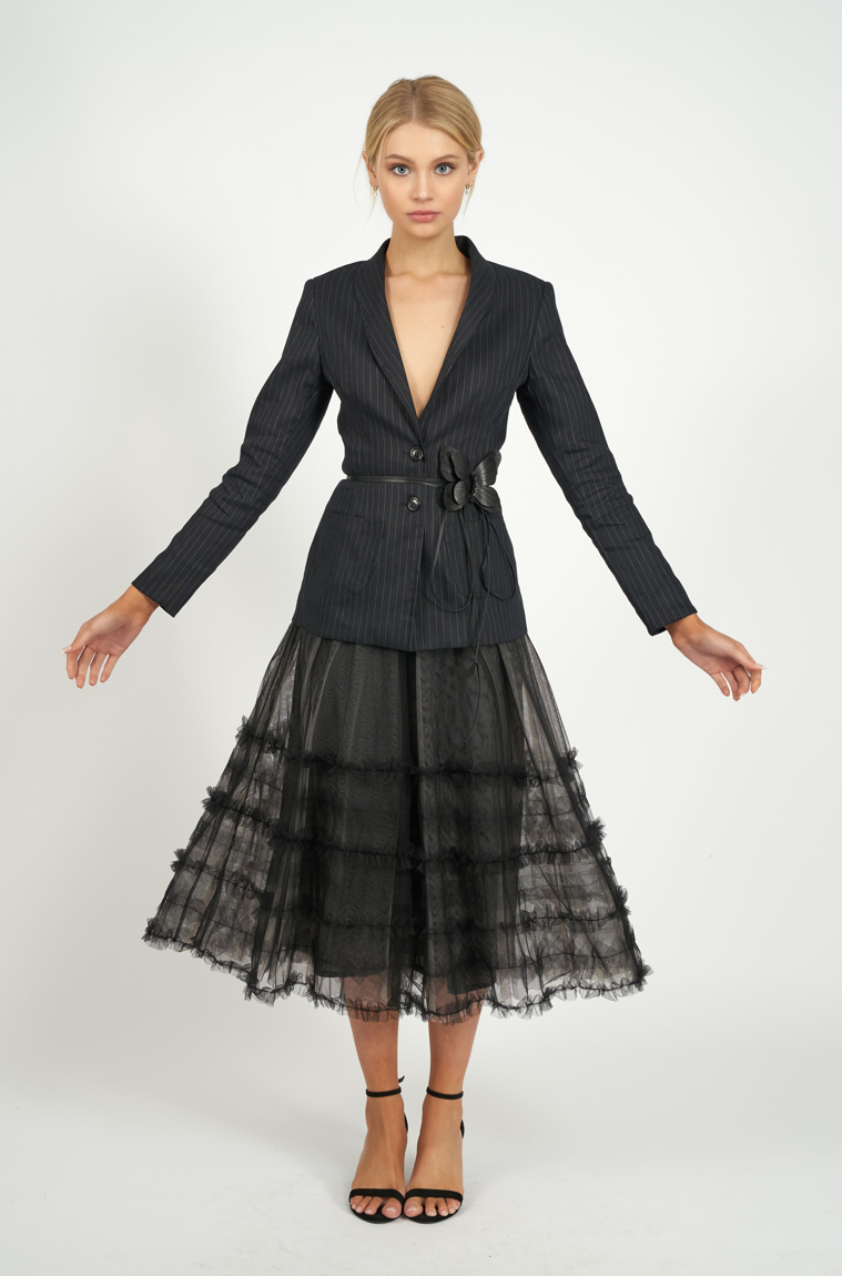 Picture of Penelope Jacket Pinstripe