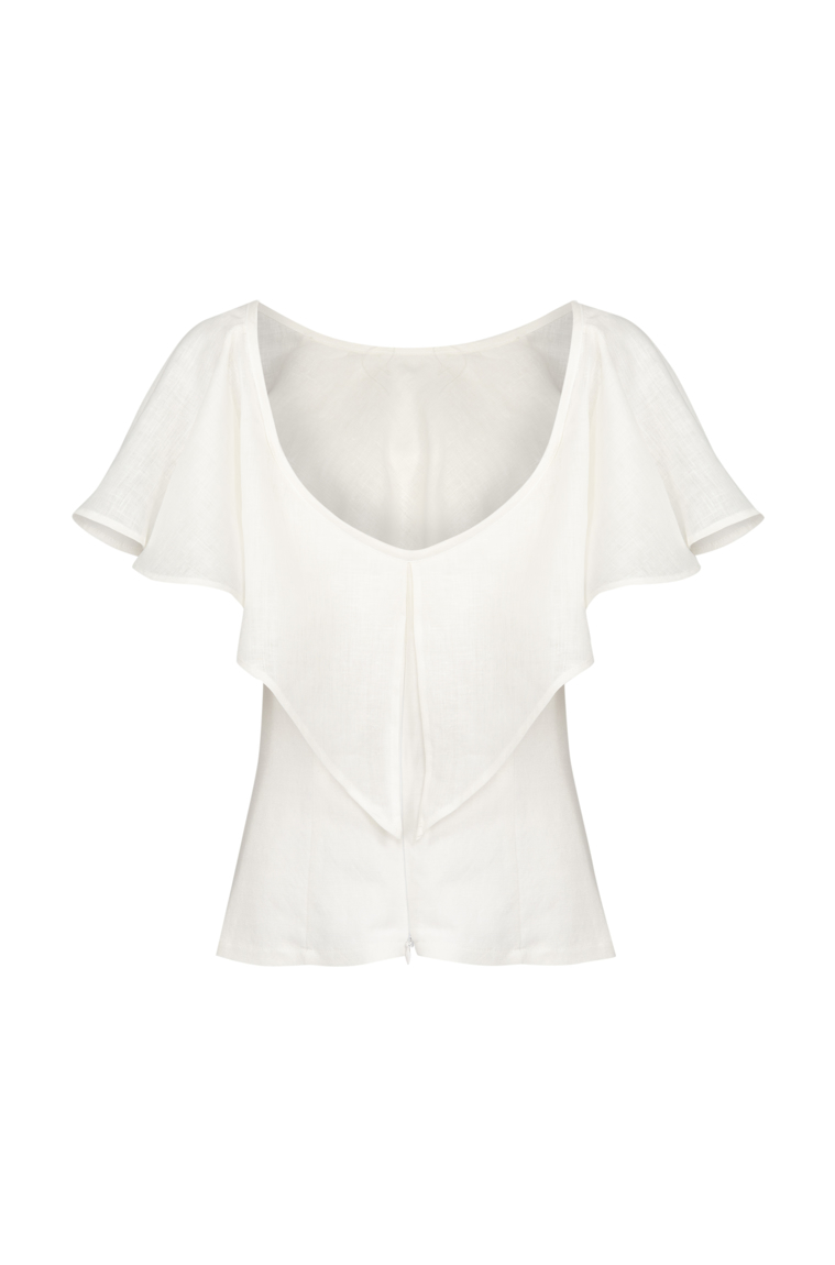 Picture of Vanessa Top Ivory