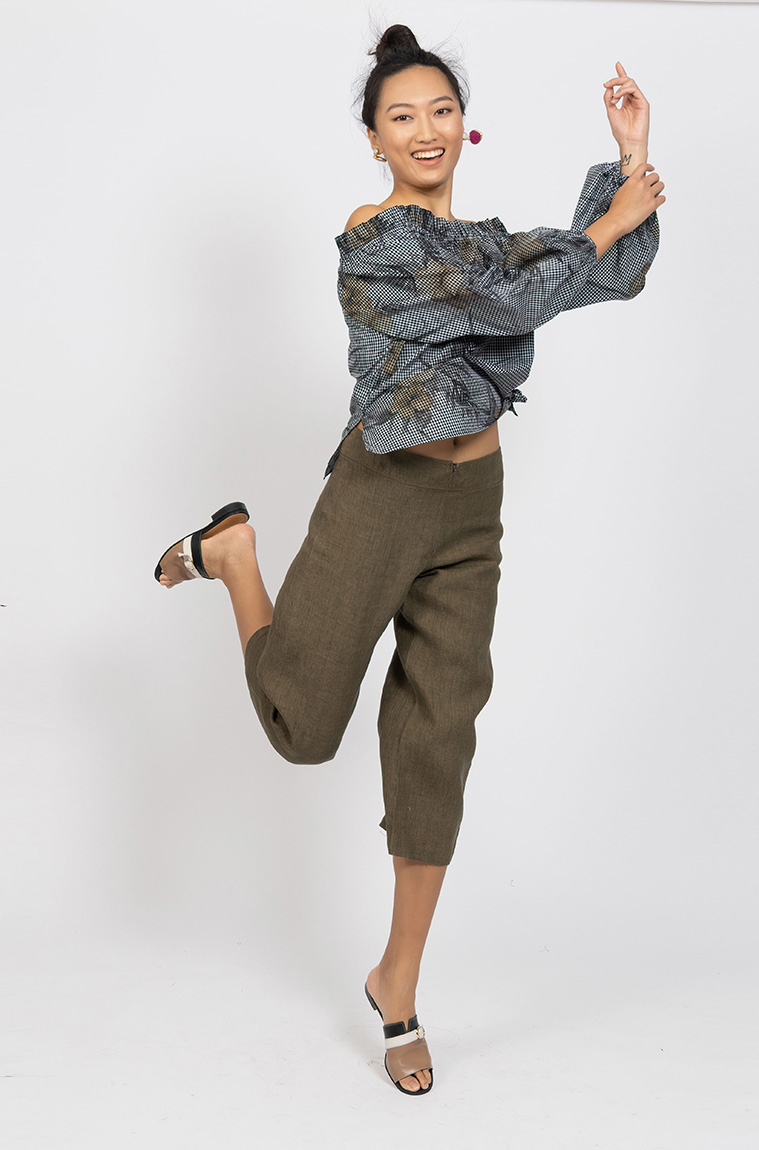 Picture of Terra Pant Olive