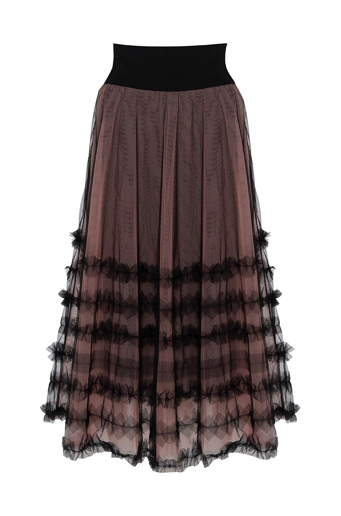 Picture of Margot Tulle Skirt